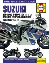 Suzuki GSX-R750 & GSX-Rr1100 85 to