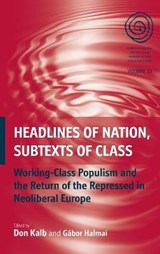 Headlines of Nation, Subtexts of Class | auteur onbekend |