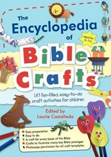 Encyclopedia of Bible Crafts reprint | Laurie Castaneda |