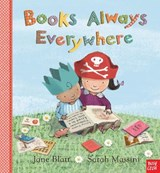 Books Always Everywhere | Jane Blatt |