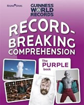 Record Breaking Comprehension Purple Book