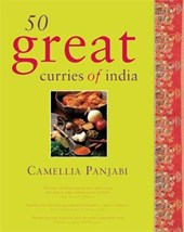 50 (Fifty) Great Curries of India & DVD | Camellia Panjabi |