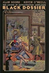 League Of Extraordinary Gentlemen Black Dossier
