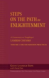 Steps on the Path to Enlightenment | Lhundup Sopa, Geshe ; Patt, David ; Newman, Beth |