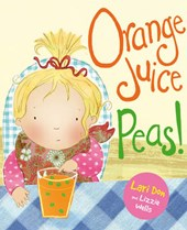 Orange Juice Peas!