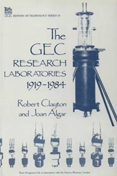 The Gec Research Laboratories 1919-1984