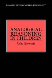 Analogical Reasoning in Children