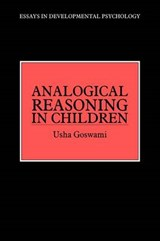 Analogical Reasoning in Children | Goswami |