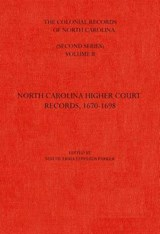 The Colonial Records of North Carolina, Volume | auteur onbekend |
