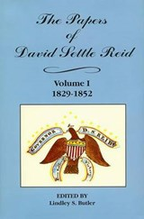 The Papers of David Settle Reid, Volume |  |