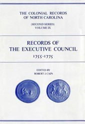 The Colonial Records of North Carolina, Volume