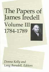 The Papers of James Iredell, Volume III