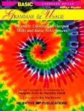 Grammar & Usage Basic/Not Boring 6-8+