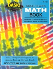 Middle Grades Math Book Basic/Not Boring