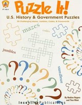 Puzzle It! U.S. History and Government Puzzles | Nadine Rogers |
