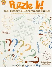 Puzzle It! U.S. History and Government Puzzles
