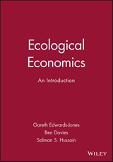 Ecological Economics | Gareth Edwards-Jones |