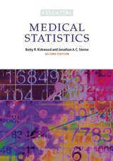 Essentials of Medical Statistics | Betty R. Kirkwood |
