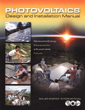 Photovoltaics Design And Installation Manual |  |