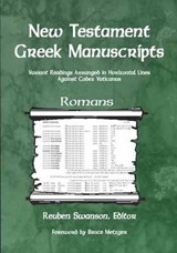 New Testament Greek Manuscripts | auteur onbekend |