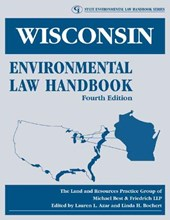 Wisconsin Environmental Law Handbook
