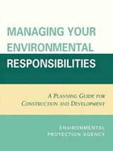 Managing Your Environmental Responsibilities | U.S. Environmental Protection Agency |