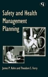 Safety and Health Management Planning | Theodore S. Ferry |