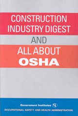 Construction Industry Digest | Occupational Safety and Health Administr |