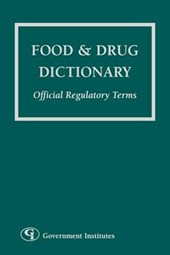 Food and Drug Dictionary |  |