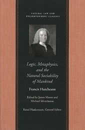 Logic, Metaphysics and the Natural Sociability of Mankind