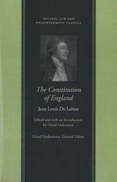 The Constitution of England; Or An Account of the English Government