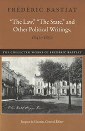 """Law, """"The State"""" & Other Political Writings, 1843-1850"""