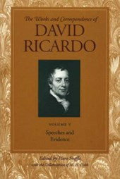 The Works and Correspondence of David Ricardo