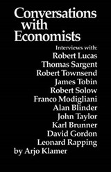 Conversations with Economists | Arjo Oeditorr Klamer |