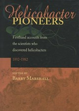 Helicobacter Pioneers | Barry Marshall |