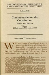Commentaries on the Constitution
