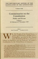 Commentaries on the Constitution | Kaminsi |
