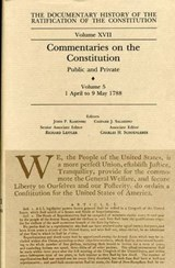 The Documentary History of the Ratification of the Constitution | Richard Leffler |