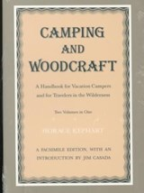 Camping and Woodcraft | Horace Kephart |