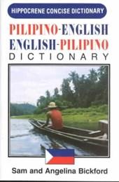 Pilipino-English/English-Pilipino Concise Dictionary