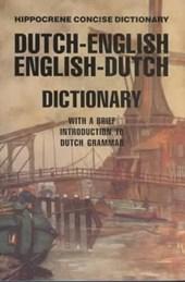 Dutch-English/English-Dutch Concise Dictionary
