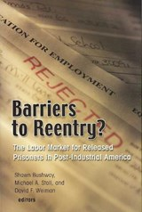 Barriers to Reentry? | auteur onbekend |