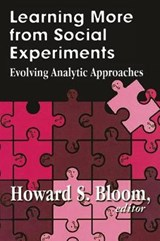Learning More from Social Experiments |  |