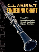 Mel Bay's Clarinet Fingering Chart | William Bay |