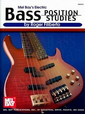 Mel Bay's Electric Bass Position Studies