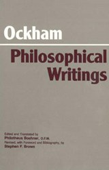Ockham: Philosophical Writings | William of Ockham |