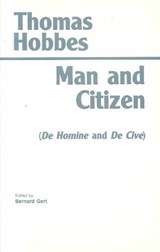 Man and Citizen | Thomas Hobbes |