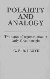 Polarity and Analogy | G. E. R. Lloyd |