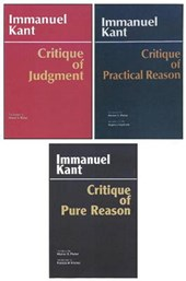 Kant'S, Three Critiques