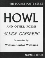 Howl and Other Poems | Allen Ginsberg |
